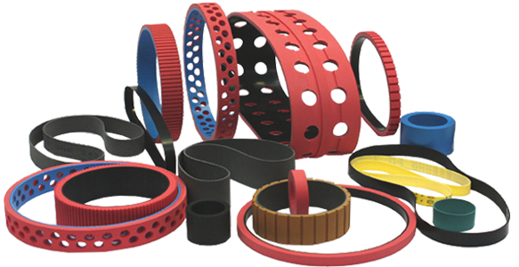 Industrial Belts Manufacturer